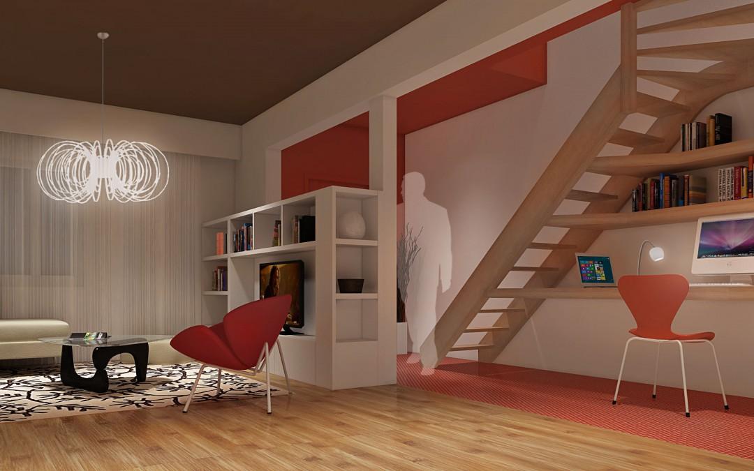 Home staging: cómo cambiar la imagen de una vivienda de forma virtual