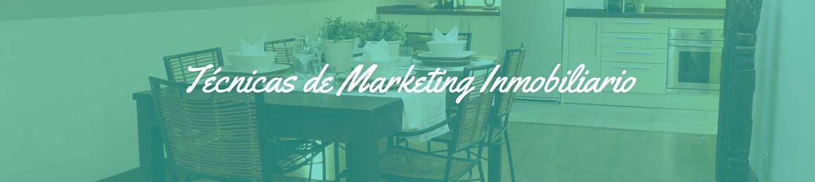 Técnicas de marketing inmobiliario