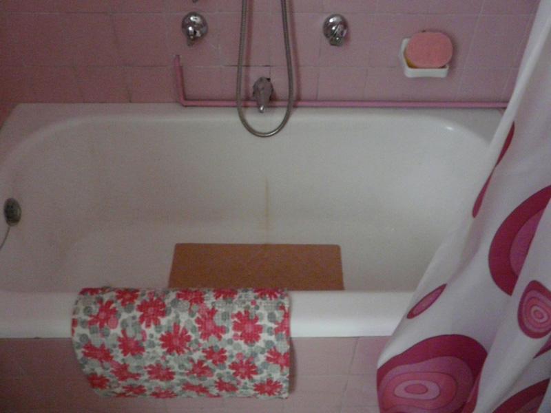 El baño de antes