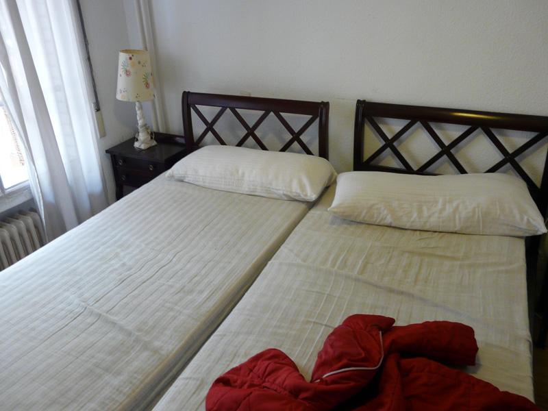 El dormitorio principal de antes