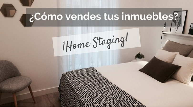 Home Staging en España: de desconocida a una visible técnica de marketing inmobiliario