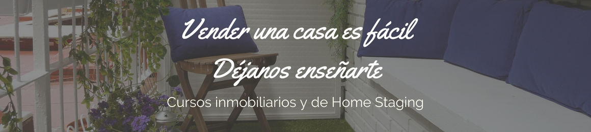 Cursos inmobiliarios y de Home Staging