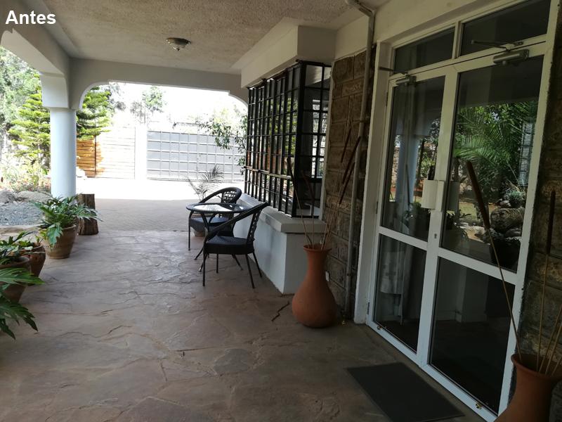 Porch antes