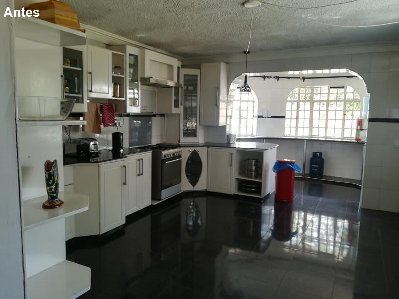 La cocina antes
