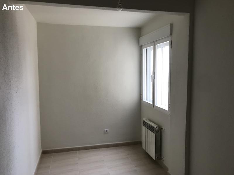 Dormitorio 3 antes