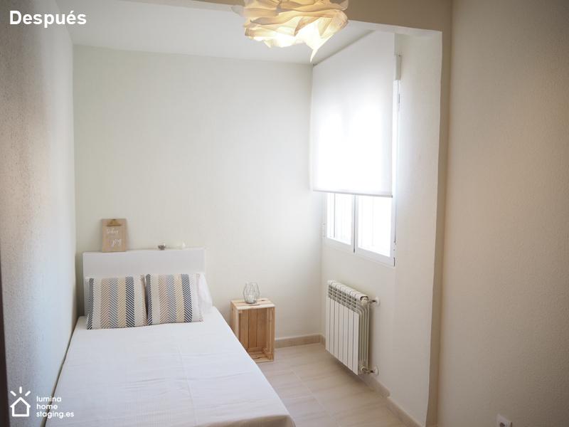 Dormitorio 3 después
