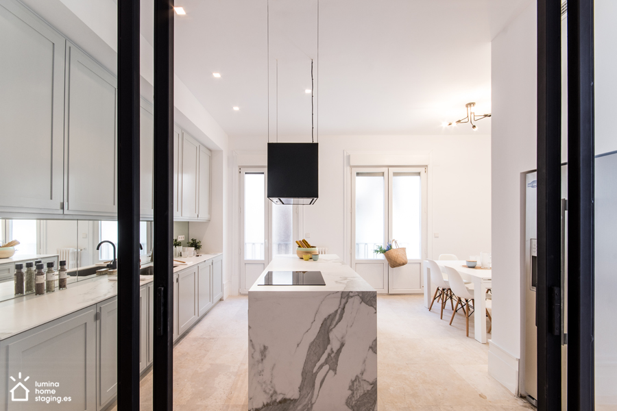 10 Porque una cocina también puede ser elegante