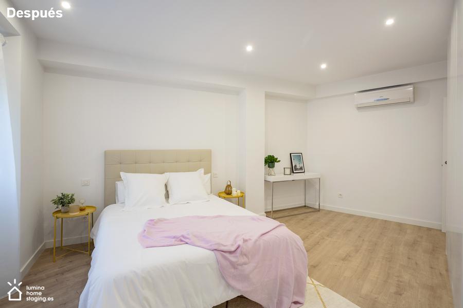 10 Dormitorio principal después