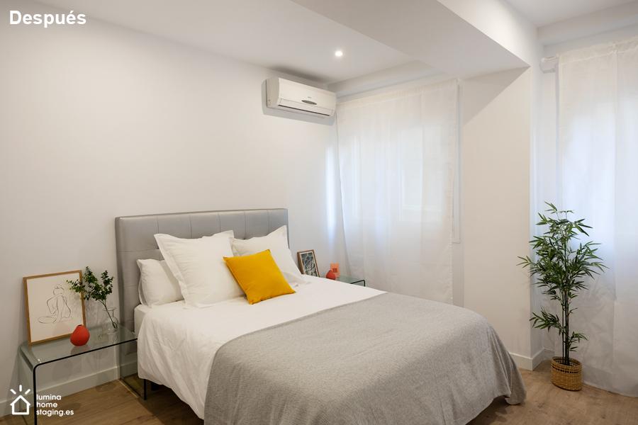 16 Dormitorio después
