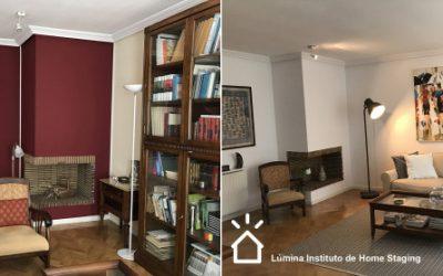 Cinco consejos para mostrar la importancia de pintar una casa antes de venderla