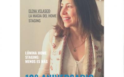 ¡Lúmina Home Staging cumple 10 años!